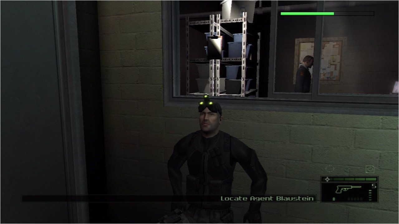 Jogo Tom Clancys Splinter Cell Triology - PS3