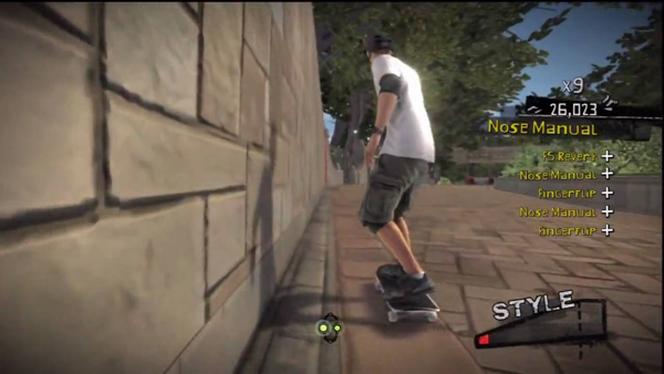 Jogo Tony Hawk Ride - Xbox 360