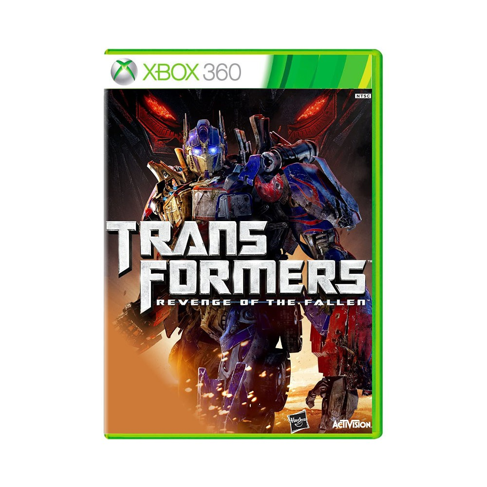 Jogo Transformers: War for Cybertron - Xbox 360