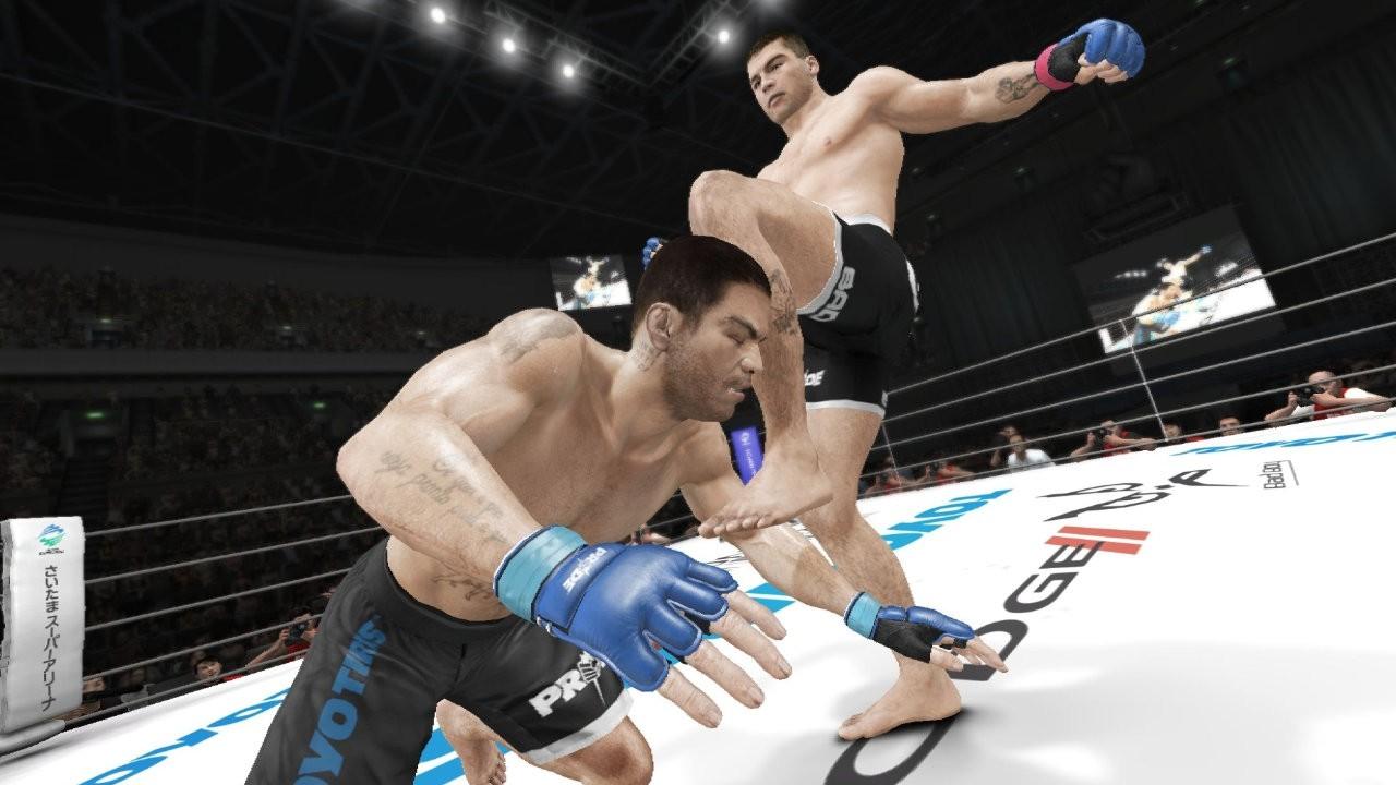 Jogo UFC 3 Undisputed - PS3