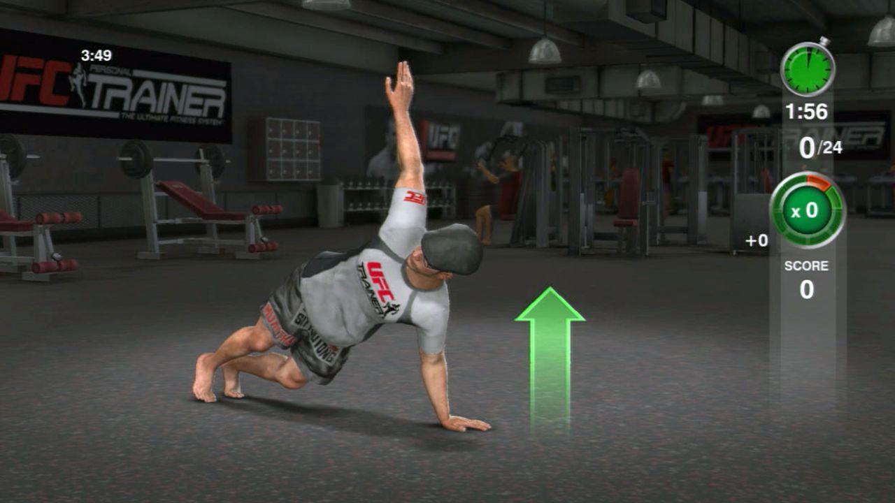 Jogo UFC Trainer - Xbox 360