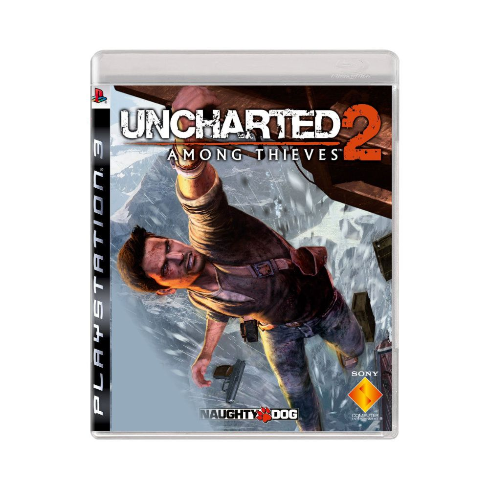 Jogo Uncharted 2 Among Thieves - PS3