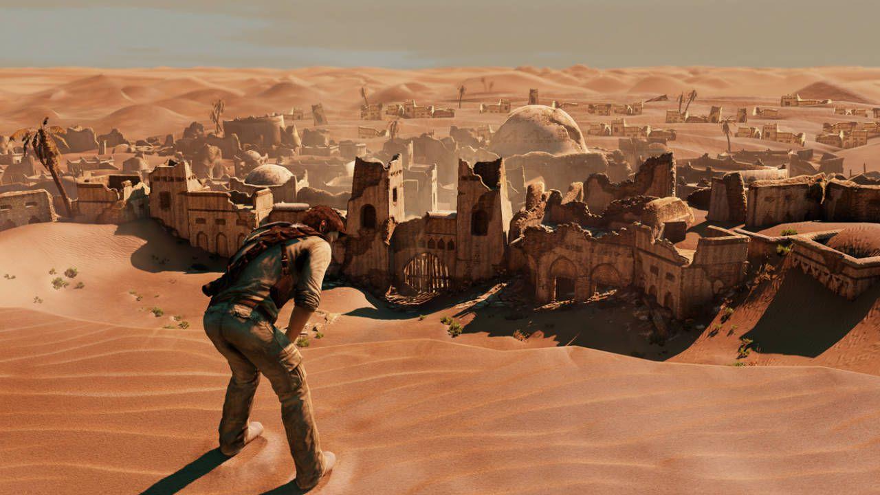Jogo Uncharted 3 Drake's Deception Favoritos - PS3