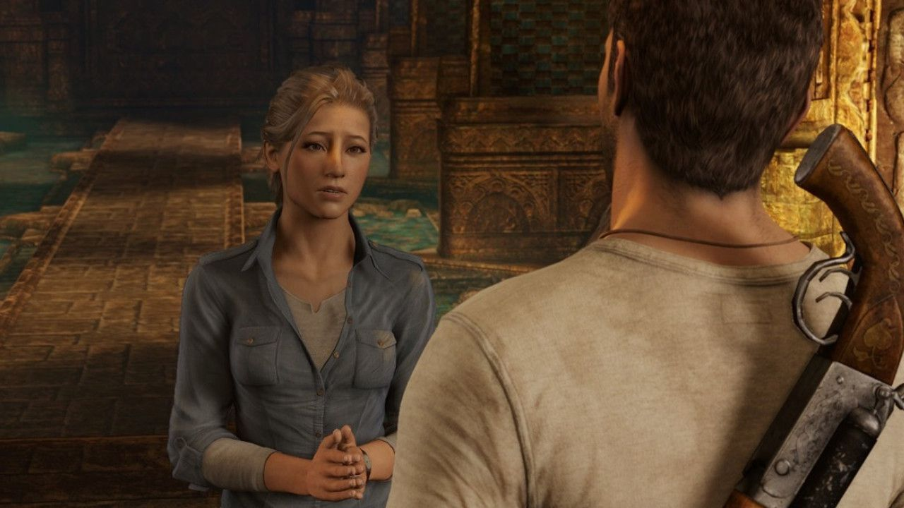 Jogo Uncharted 3 Drake's Deception - PS3