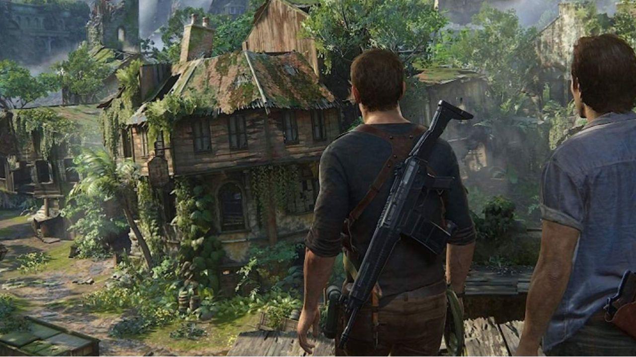 Jogo Uncharted 4 A Thiefs End - Capa de Papel - PS4