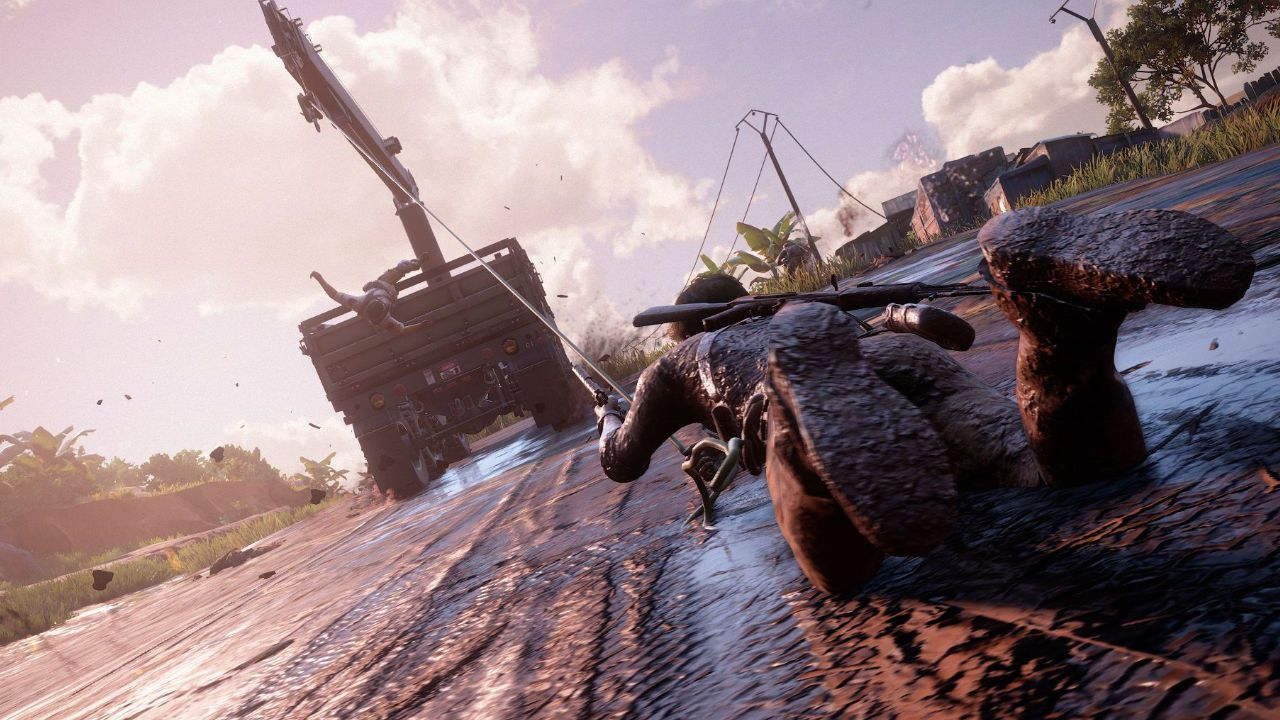 Jogo Uncharted 4 A Thiefs End Playstation Hits - PS4