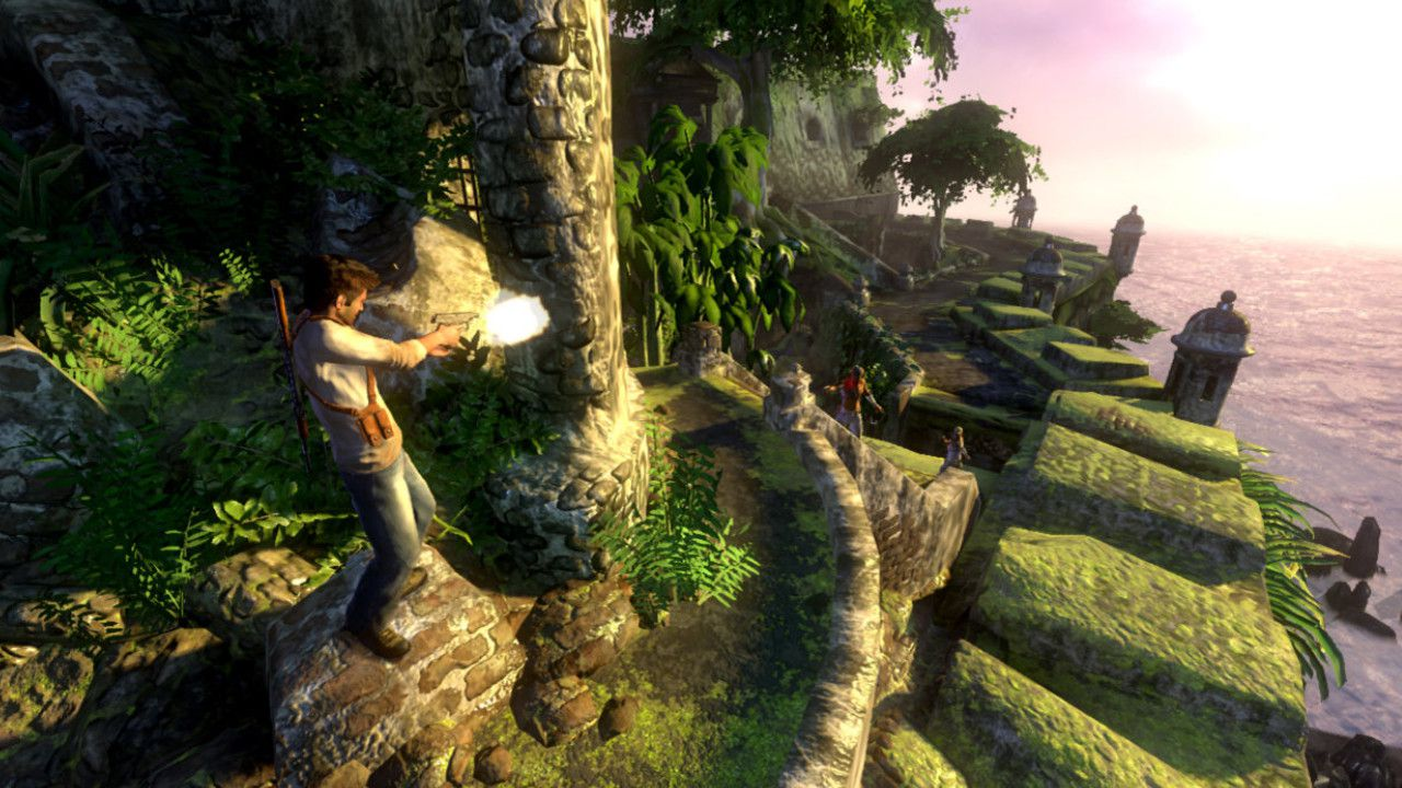 Jogo Uncharted Drake's Fortune Greatest Hits - PS3