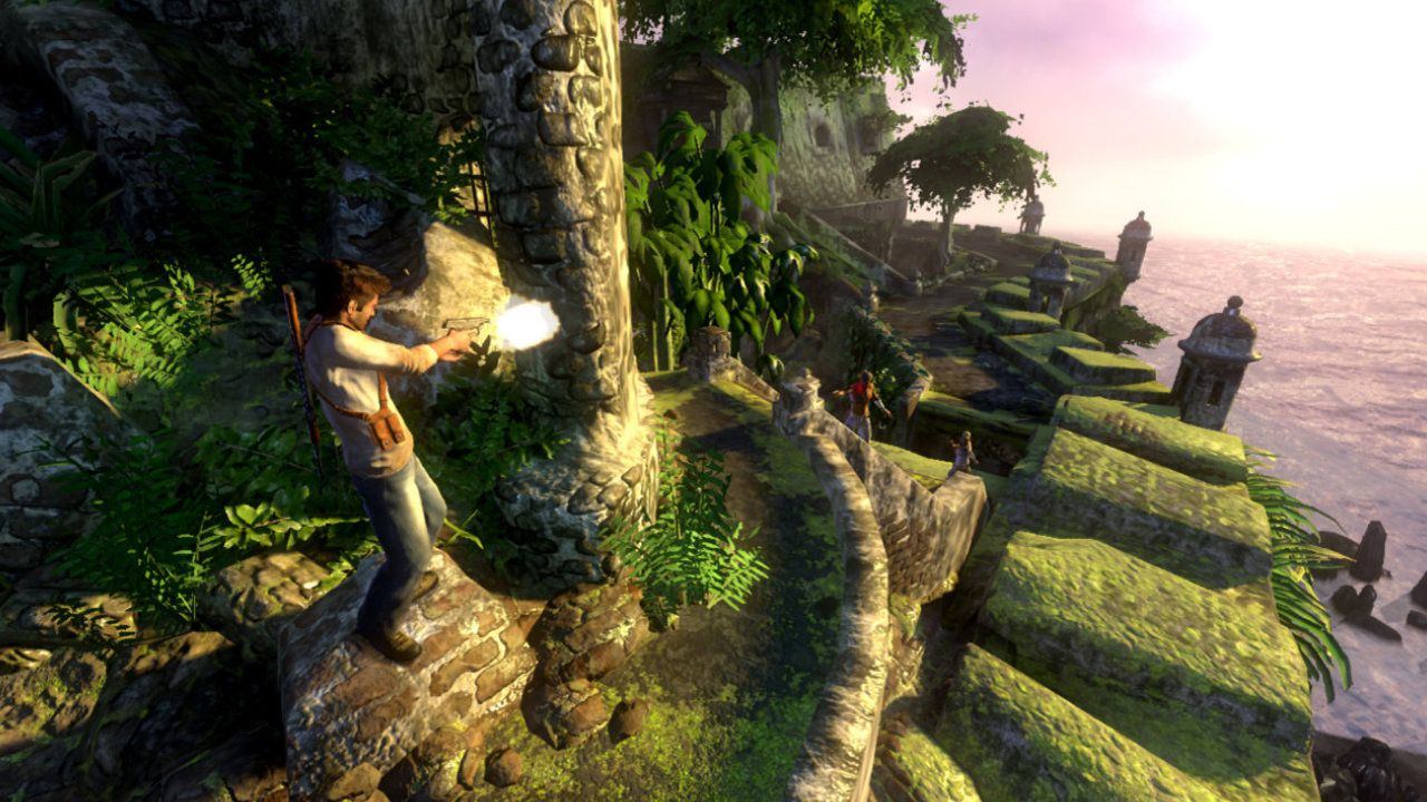 Jogo Uncharted Drake's Fortune - PS3