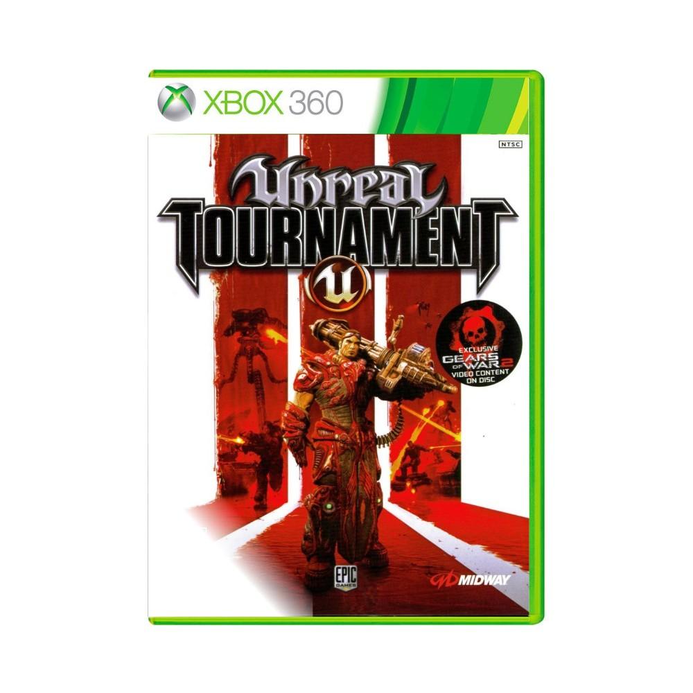 Jogo Unreal Tournament 3 - Xbox 360