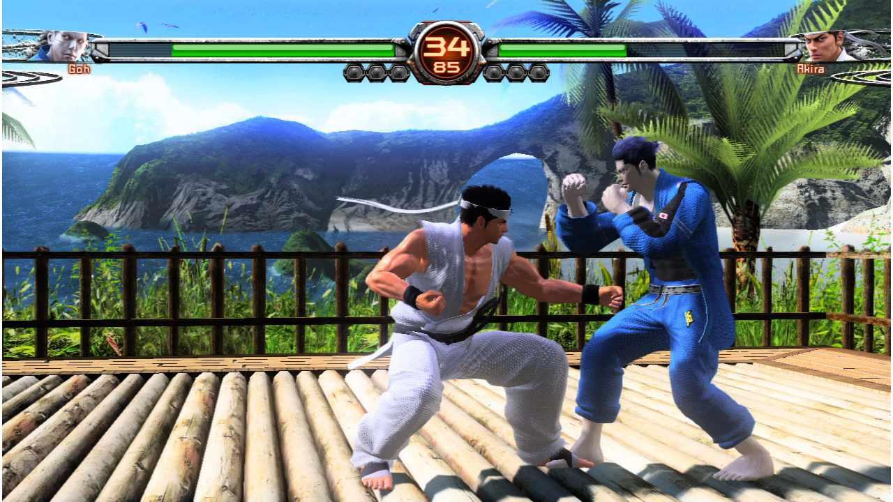 Jogo Virtua Fighter 5 - PS3