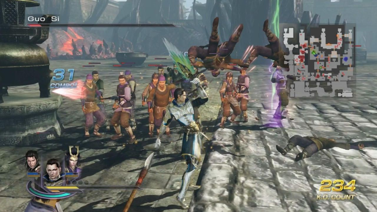 Jogo Warriors Orochi Ultimate 3 - PS4