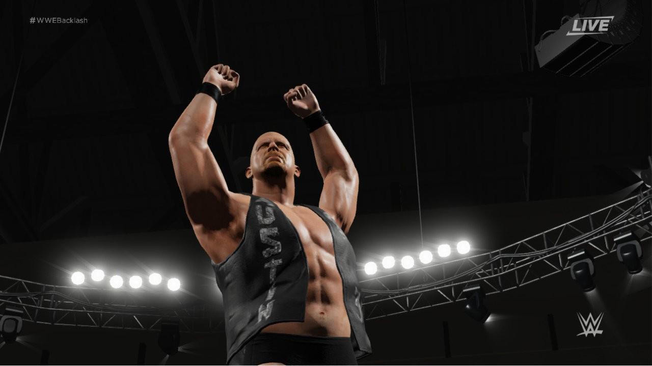 Jogo WWE 2K18 - Switch