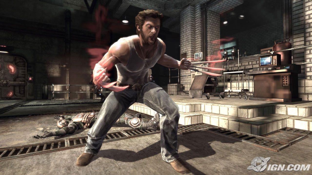 Jogo X-Men Origins Wolverine - Xbox 360