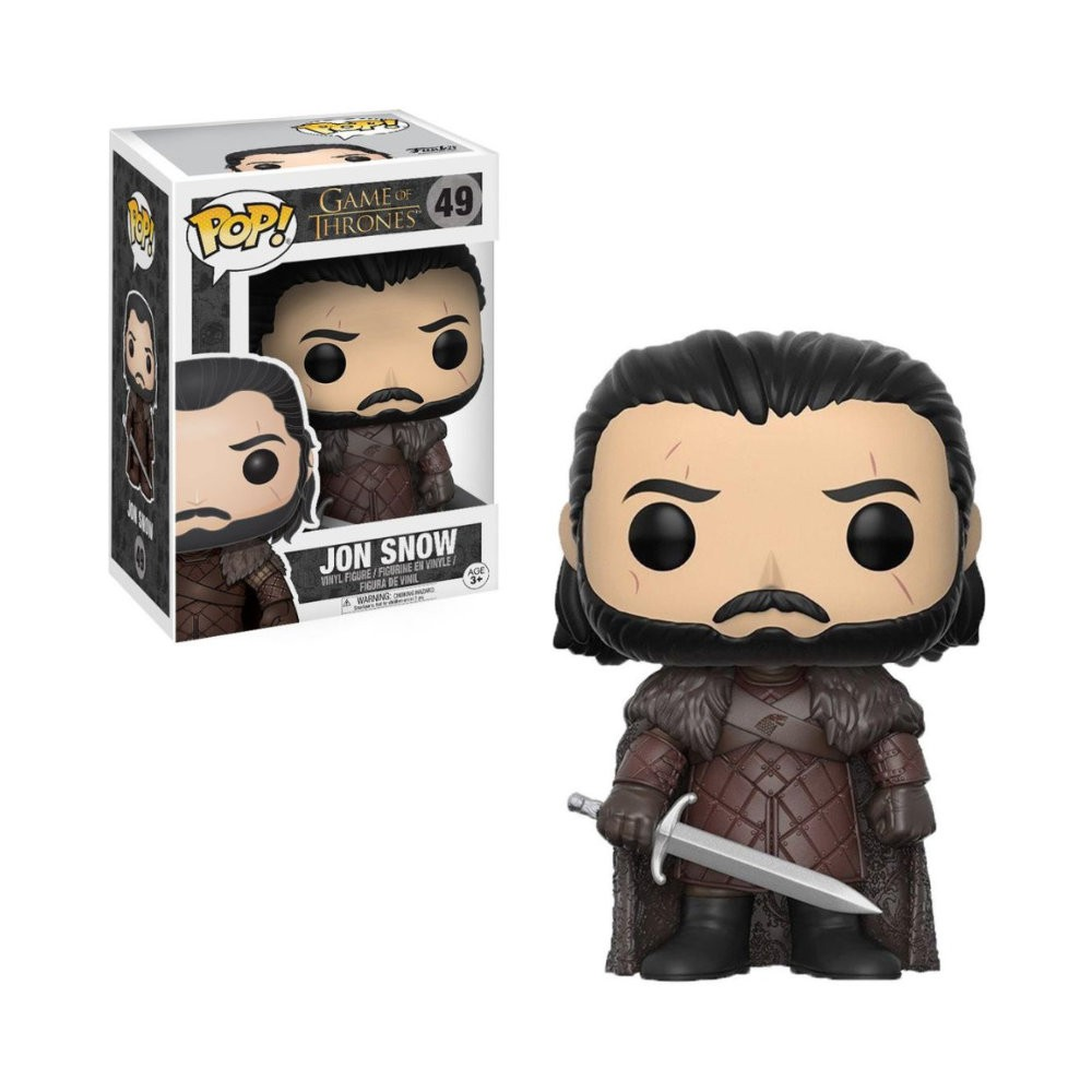 POP! Funko - Jon Snow 49 - Game of Thrones