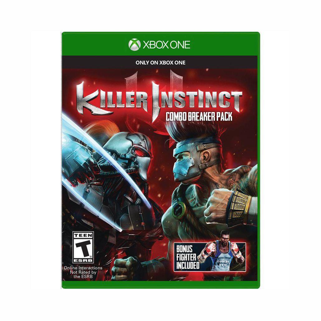 Killer Instinct Edição Definitiva - XBOX ONE