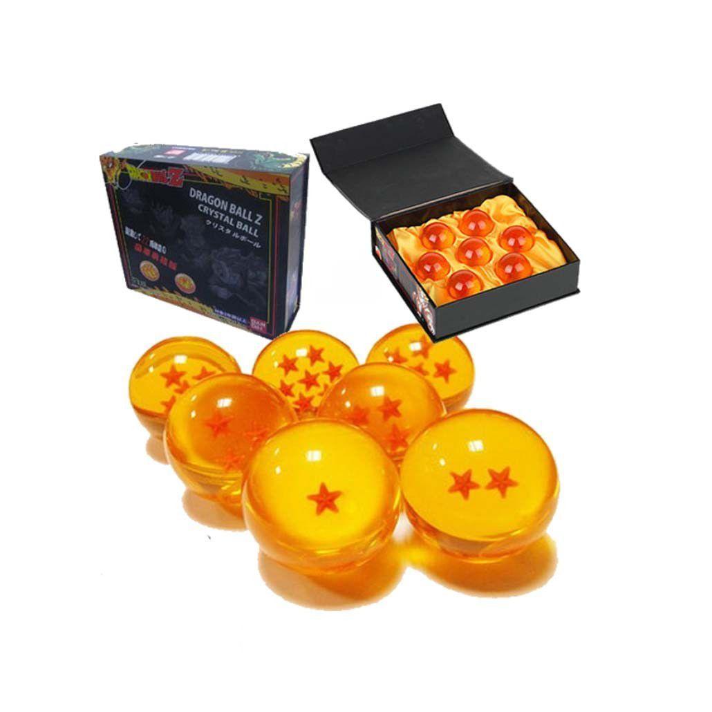 Kit Esferas do Dragão Dragonball Z (7 PÇS)
