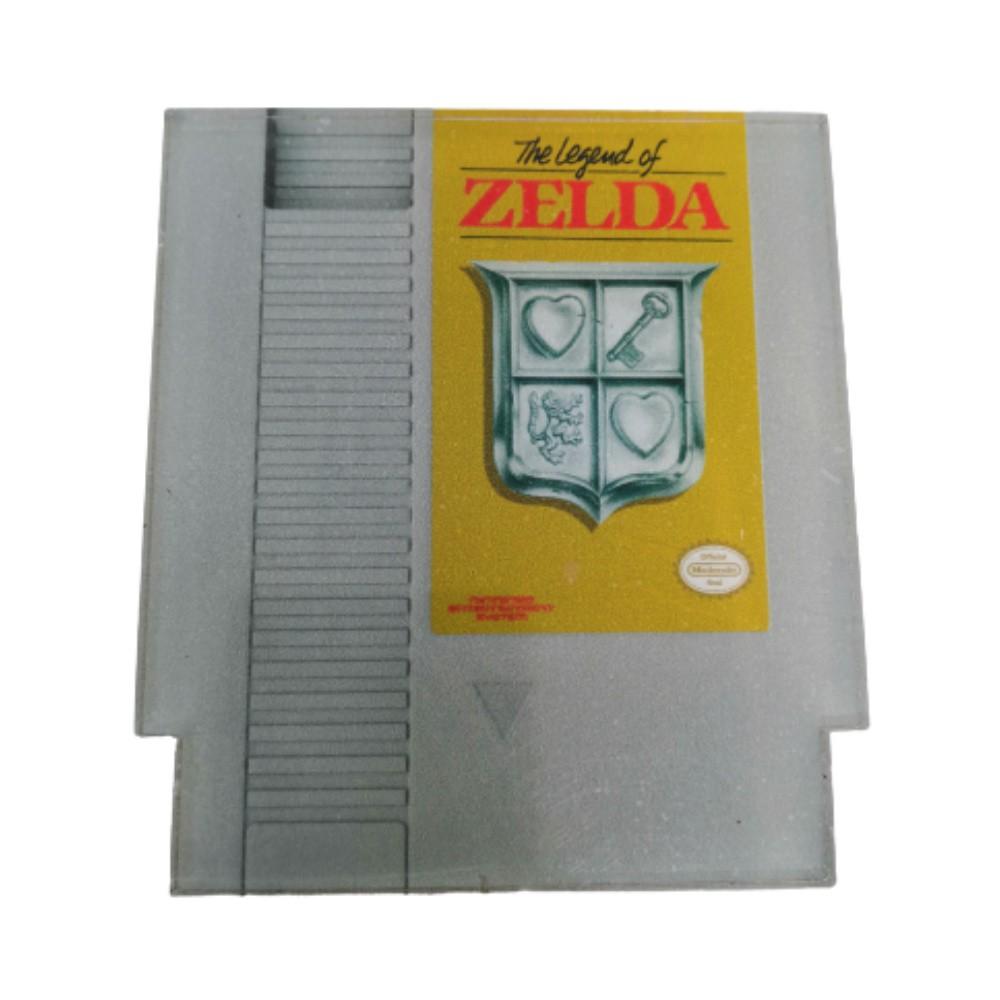 Porta Copos Fitas NES - Acrílico - 5X5 mod.1
