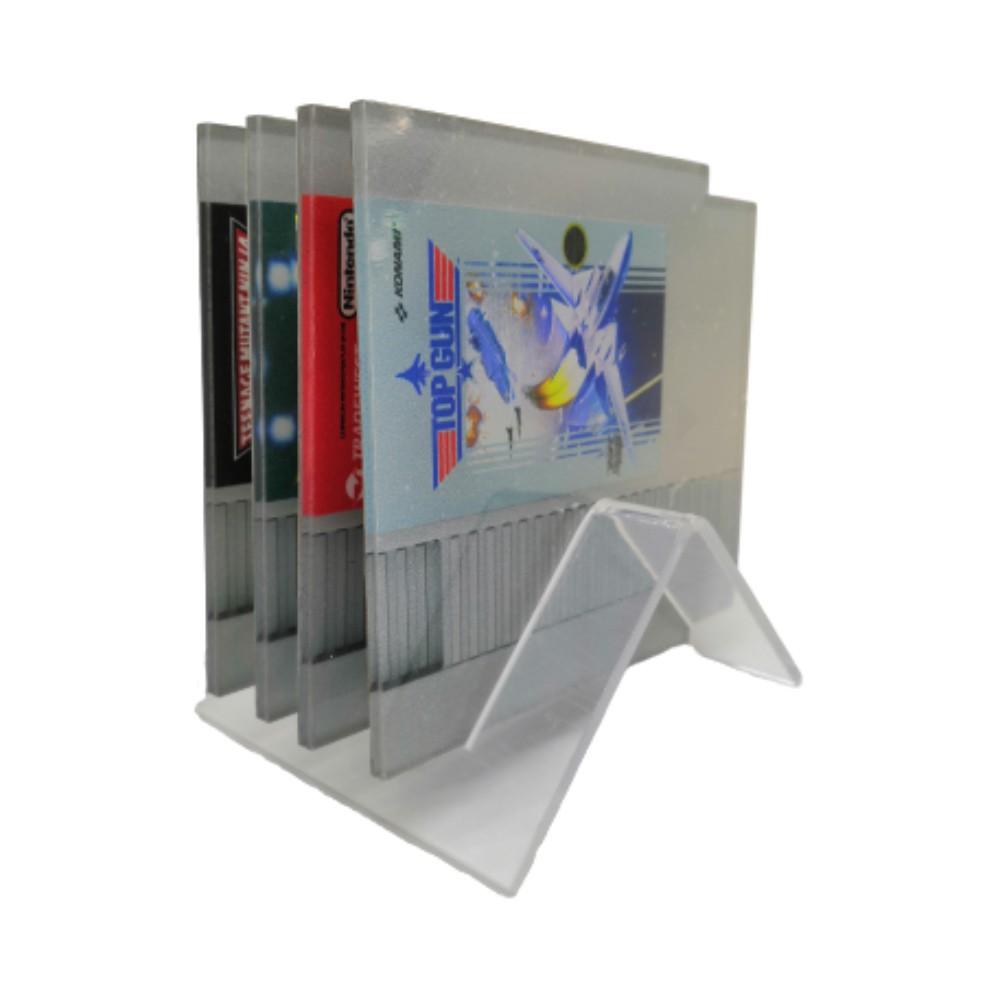Porta Copos Fitas NES - Acrílico - 5X5 mod.2