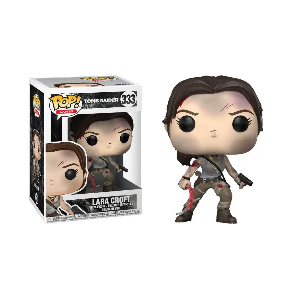 POP! Funko - Lara Croft 333 - Tomb Raider