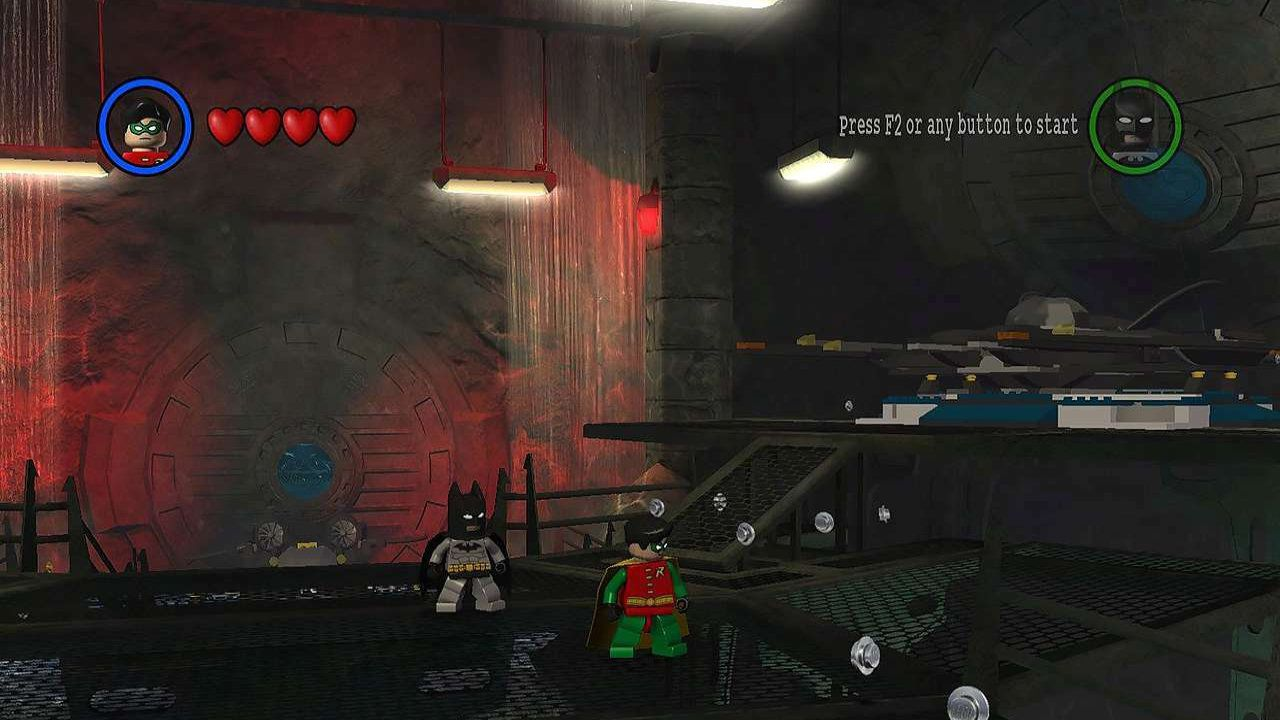 Jogo LEGO Batman The Videogame - PS3