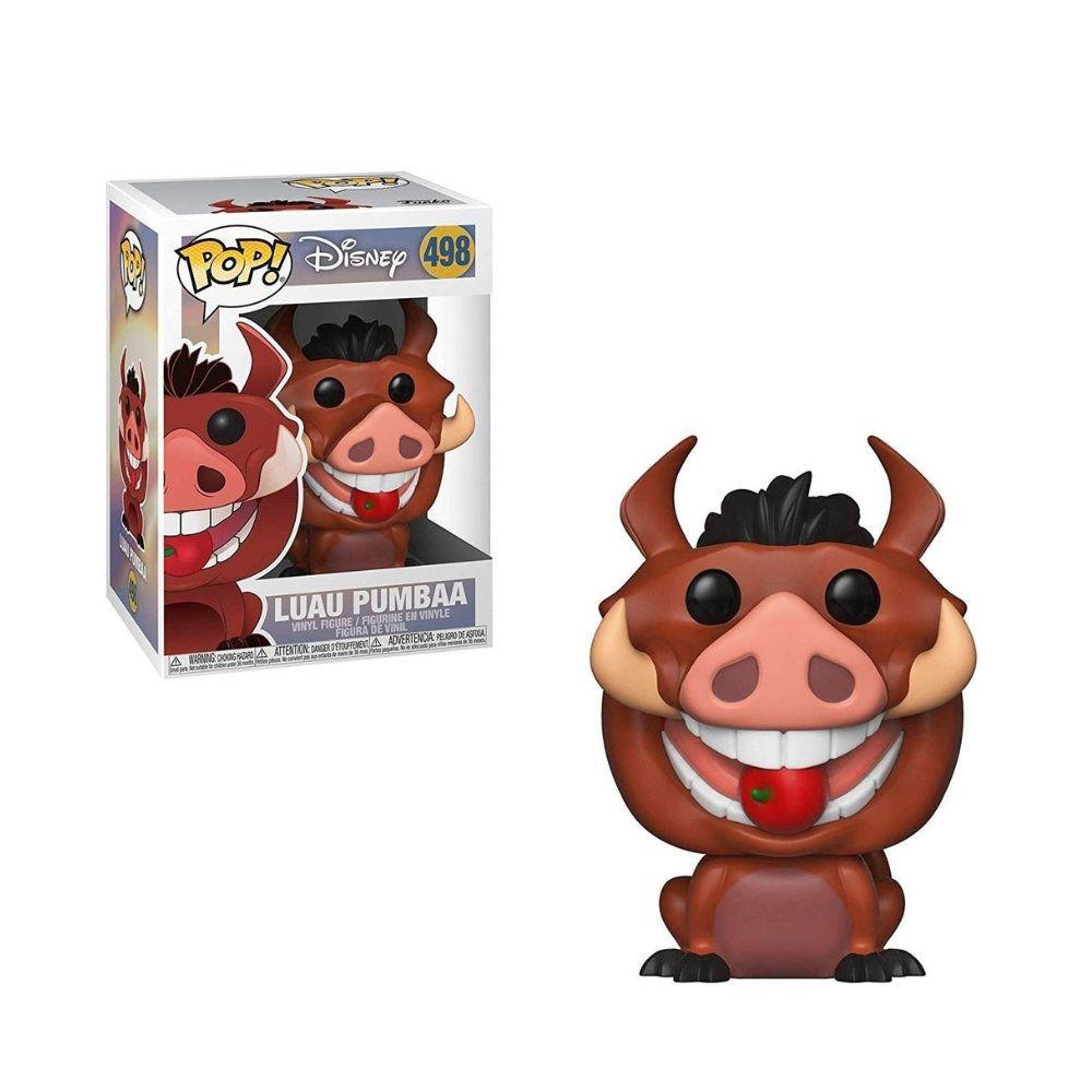 POP! Funko - Luau Pumbaa 498 - Disney