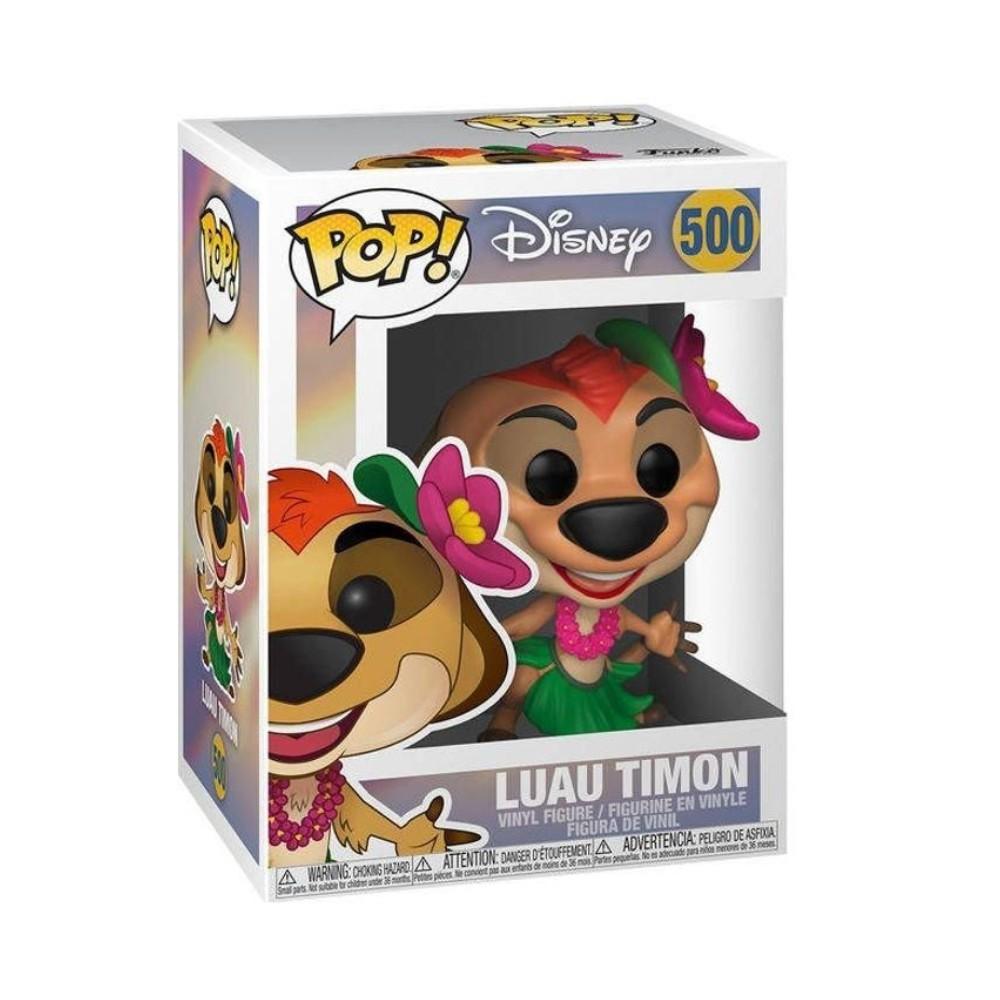 POP! Funko - Luau Timão 500 - O Rei Leão