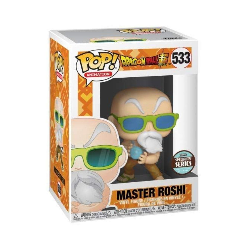 POP! Funko - Master Roshi 533 - Dragon Ball Z
