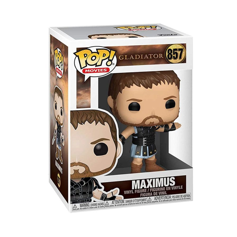 POP! Funko - Maximus 857 - Gladiator