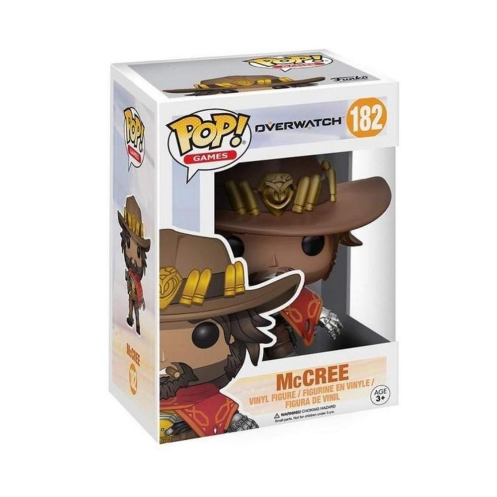 POP! Funko - McCREE 182 - Overwatch