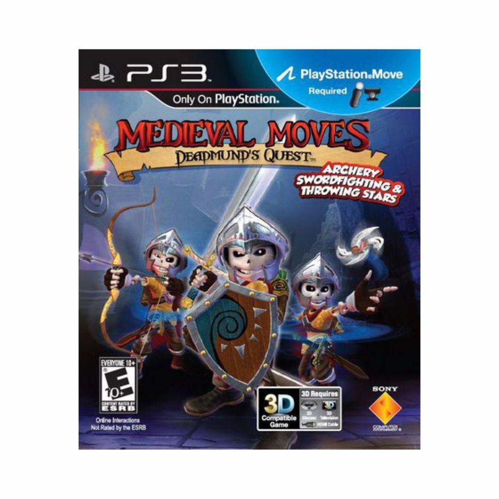 Medieval Moves Deadmund's Quest - PS3