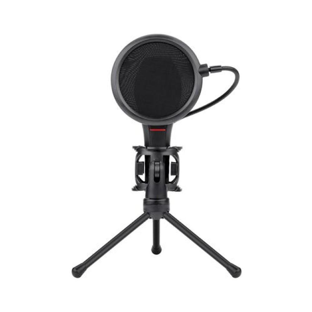 Microfone Streamer Redragon Quasar 2 USB