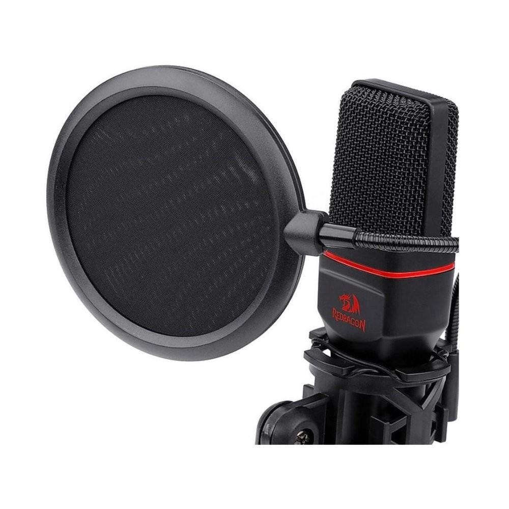 Microfone Streamer Redragon Seyfert P2