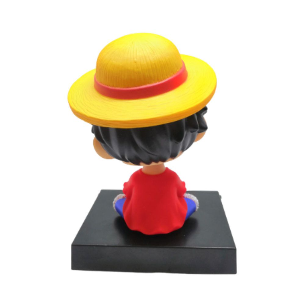 Figure Bobble Head Luffy - One Piece - 11CM