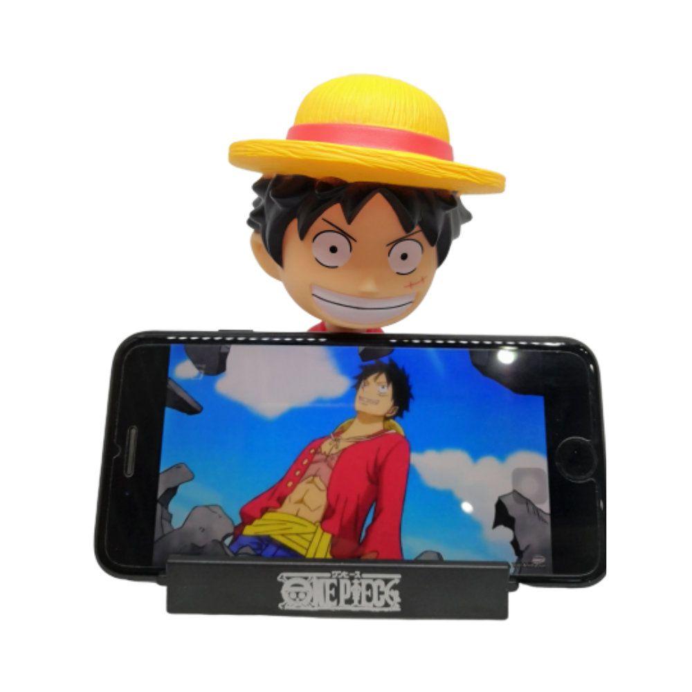 Figure Bobble Head Luffy - One Piece - 11CM