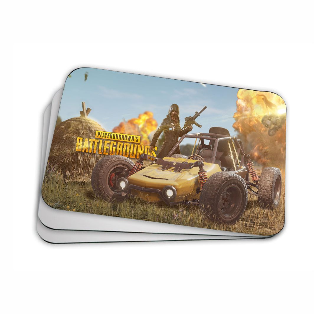 Mousepad Playerunknown's Battlegrounds - PUBG - 20x17