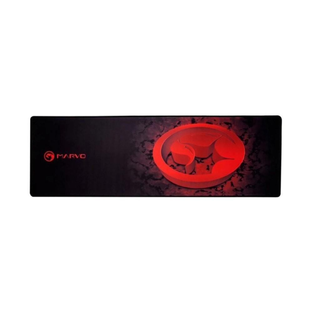 Mousepad Marvo Scorpion G13 Vermelho - 92x29