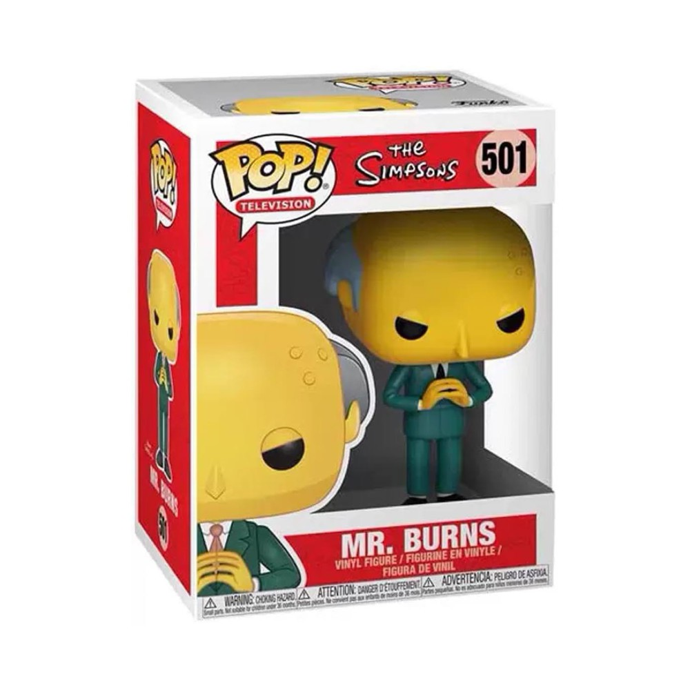 POP! Funko - Mr Burns 501 - The Simpsons