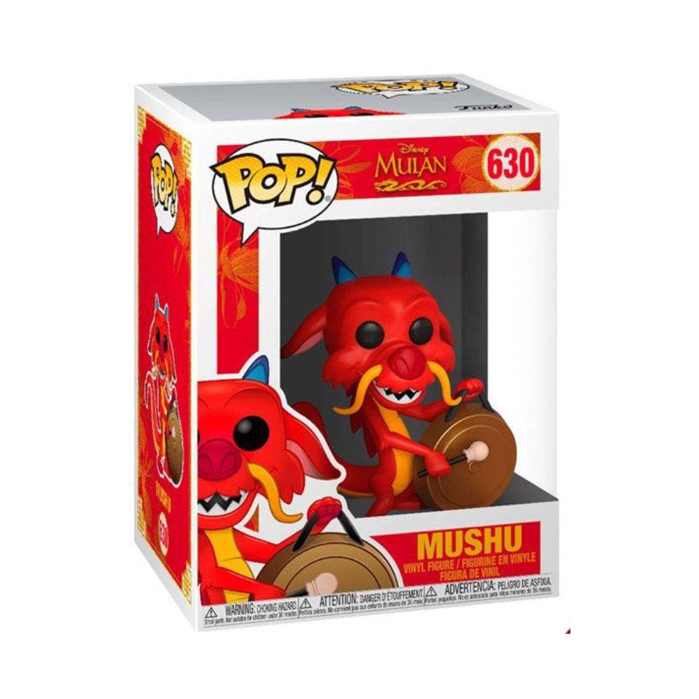 POP! Funko - Mushu 630 - Mulan