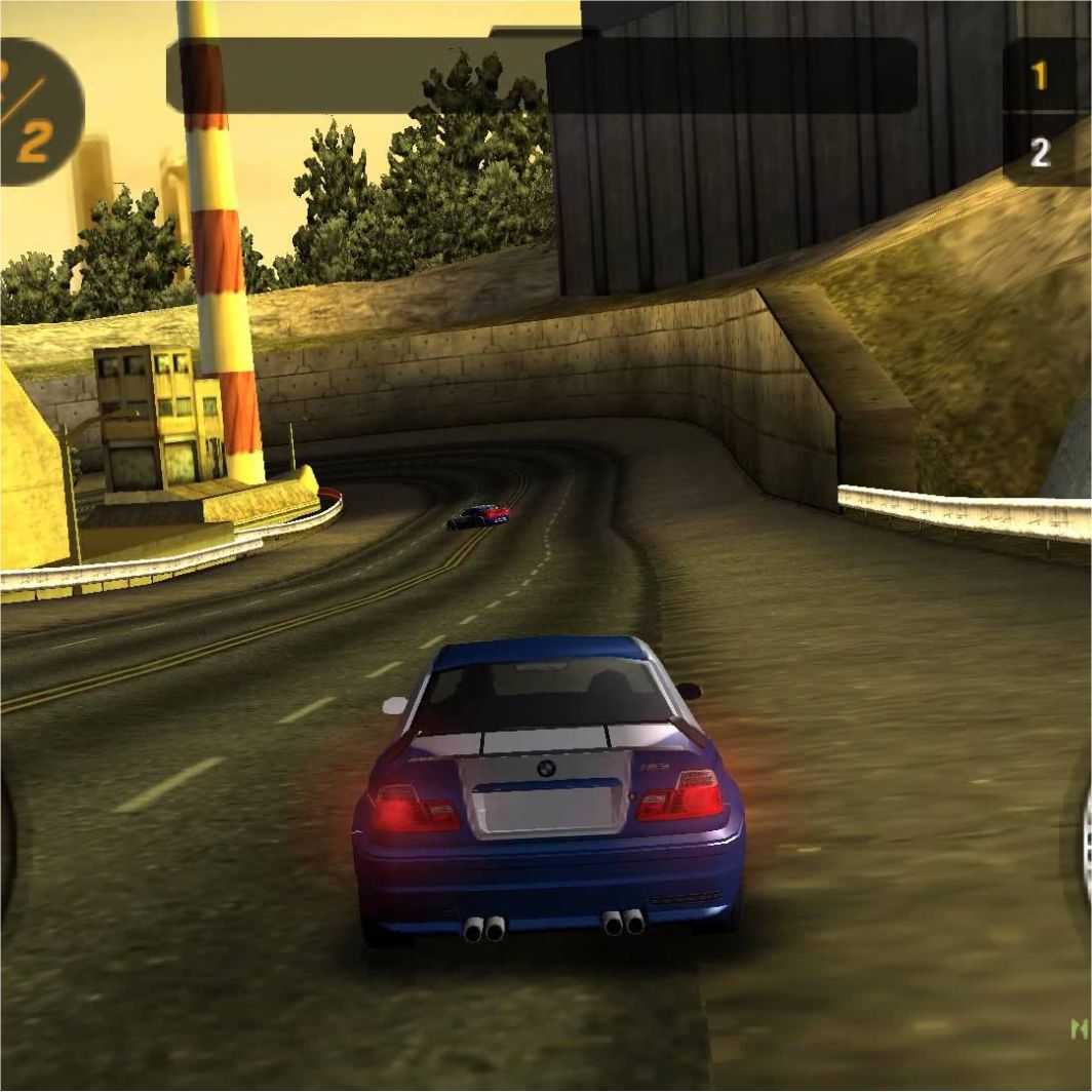 Need for Speed Most Wanted 510 - PSP