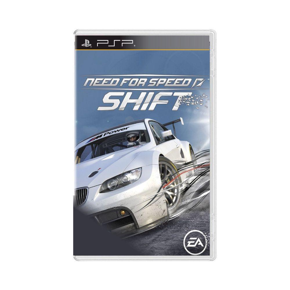 Jogo Need for Speed Shift - PSP