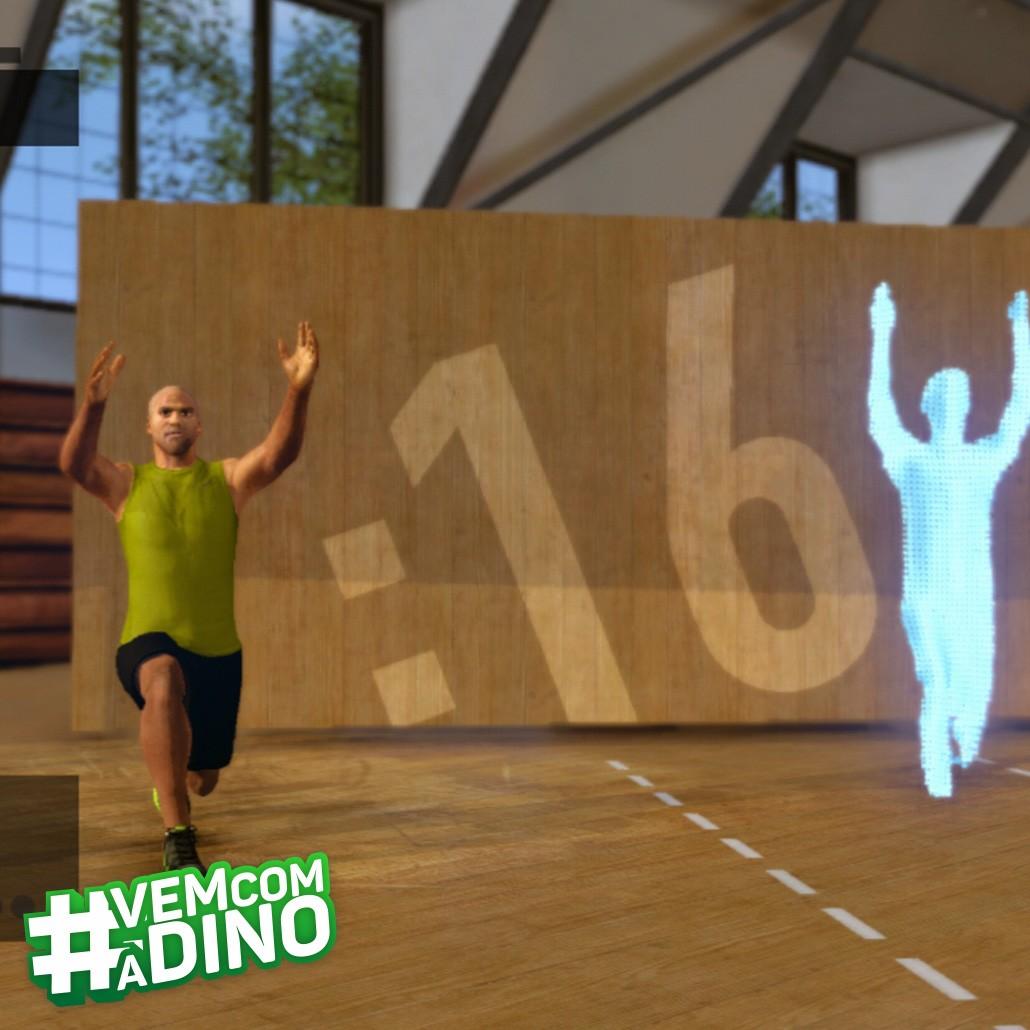 Nike + Kinect Training  - XBOX 360
