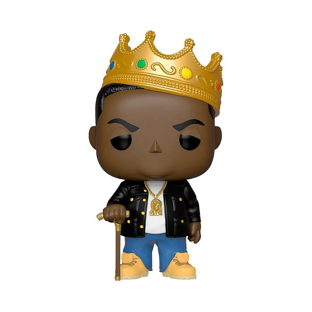 POP! Funko - Notorious B.I.G with Crown - The Notorious B.I.G