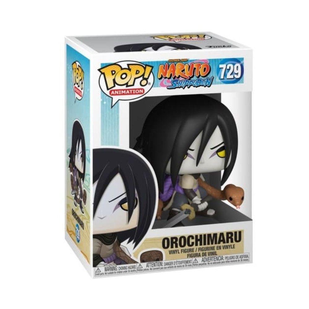 POP! Funko - Orochimaru 729 - Naruto Shippuden