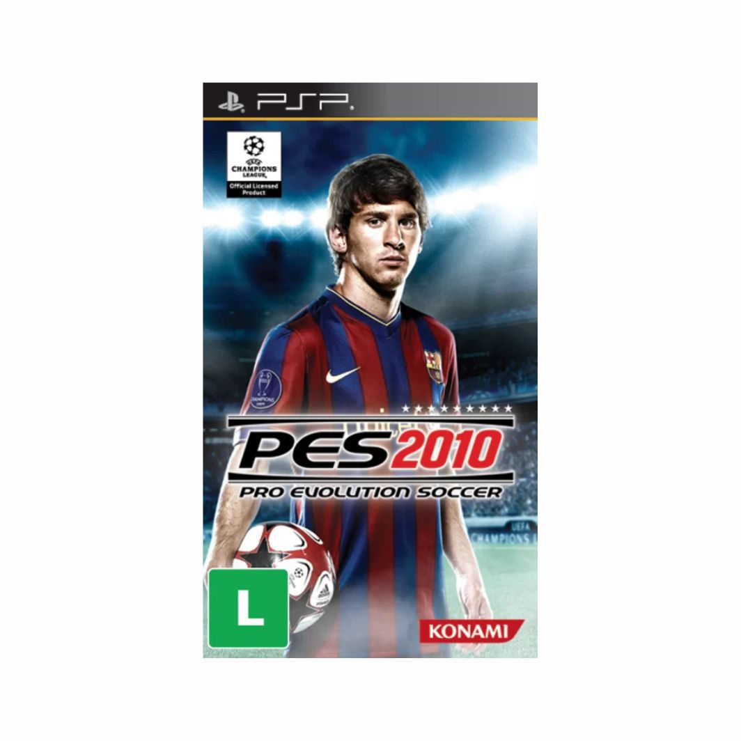 PES Pro Evolution Soccer 2010 - PSP