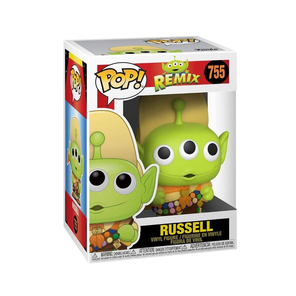 POP! Funko - Alien as Russel 755 - Toy Story