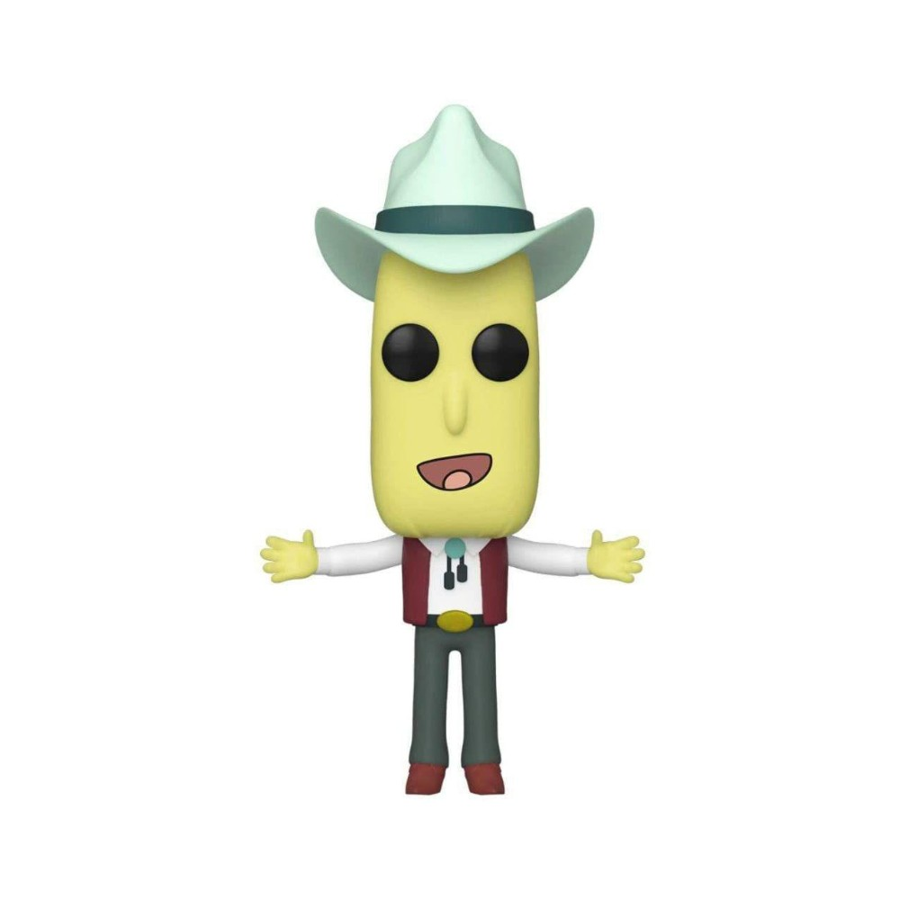POP! Funko - Mr Poopy Butthole Auctioneer 691 - Rick and Morty