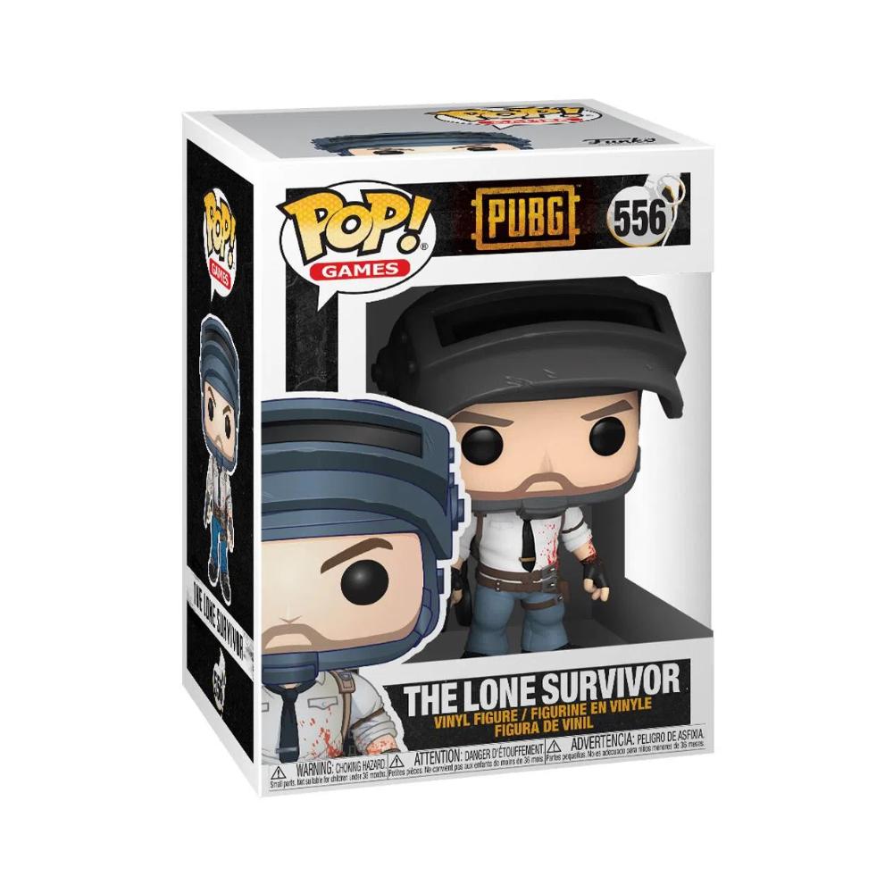 POP! Funko - The Lone Survivor 556 - PUBG