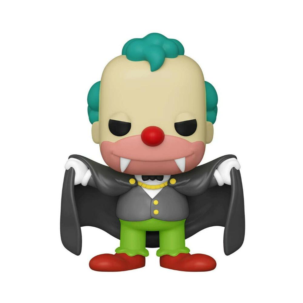 POP! Funko - Vampire Krusty 1030 - Os Simpsons