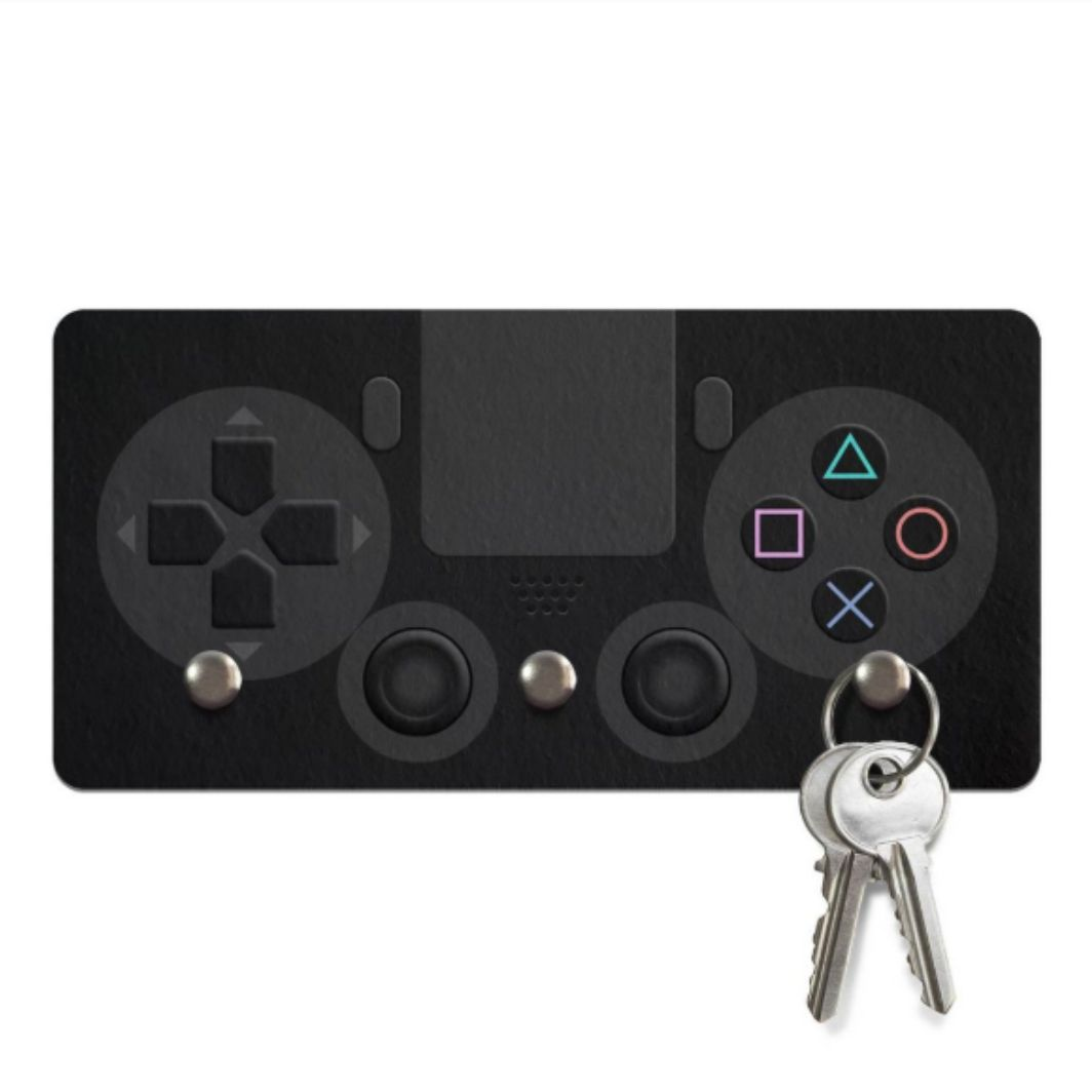 Porta Chave / Colar / Pulseira Sonysta Playstation