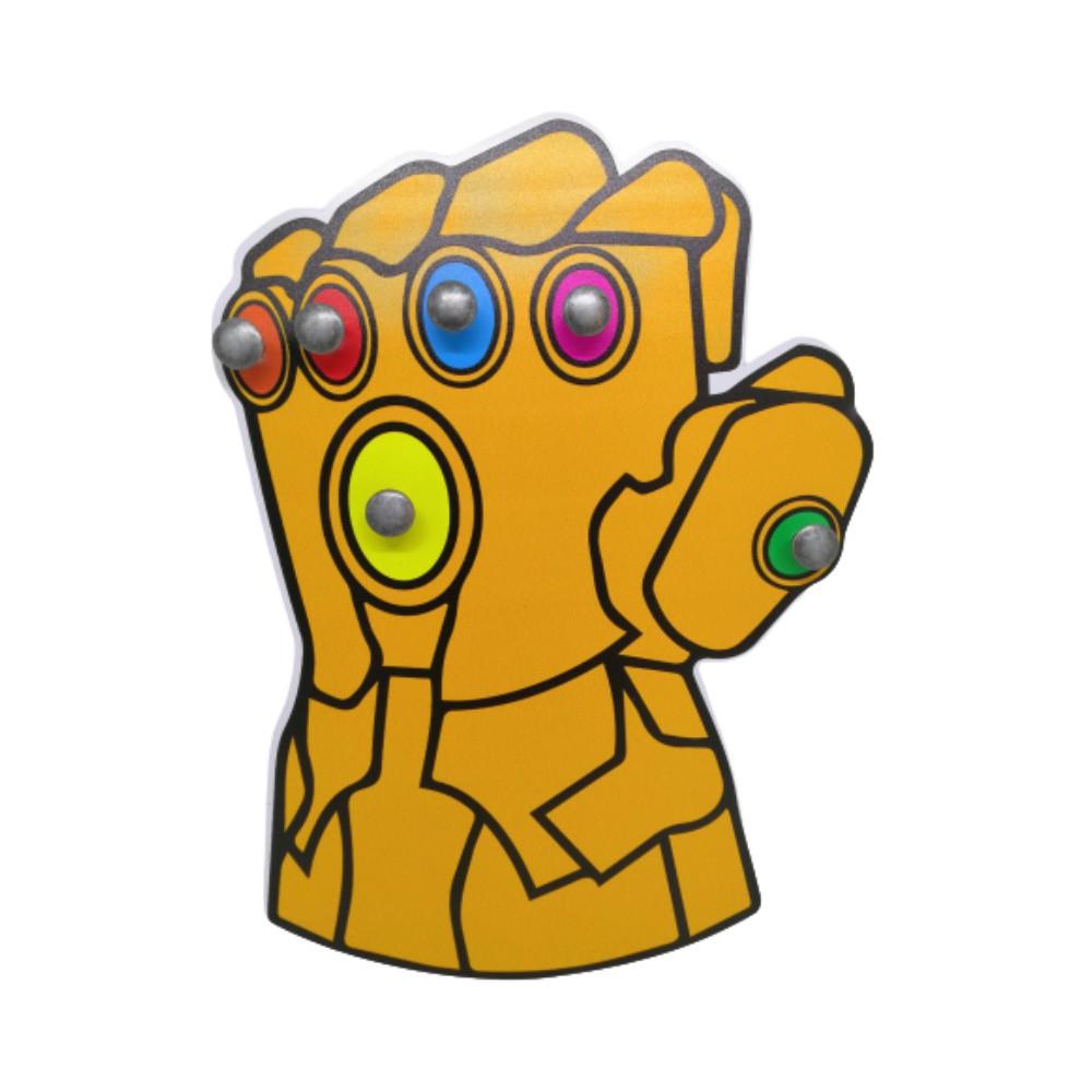 Porta Chave Manopla Thanos - Marvel Vingadores - MDF